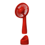 Ventu-Go Portable Cooling Fan – red-Visual