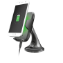 Yudo10 Fast Wireless Charging Car Phone Holder for smartphones-Visual
