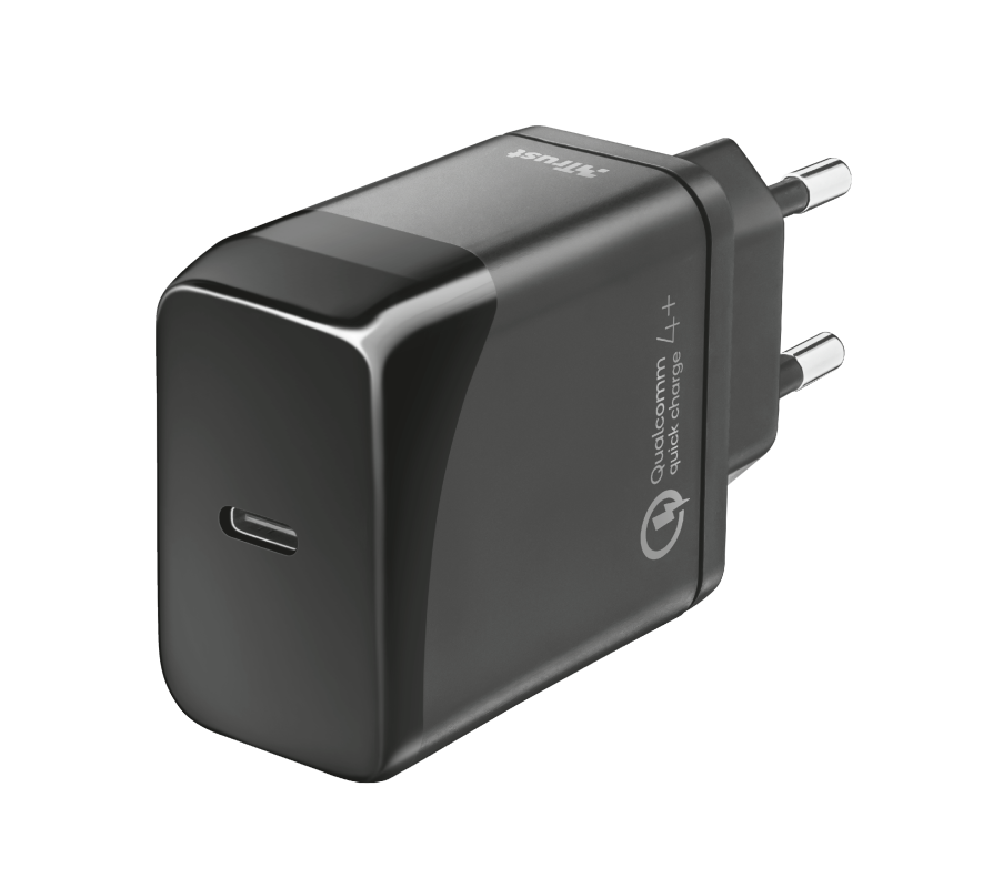 Velox18 Advanced Ultra-Fast USB-C Wall Charger with PD3.0 & QC4+-Visual