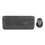 Mezza Wireless Keyboard with mouse-Top
