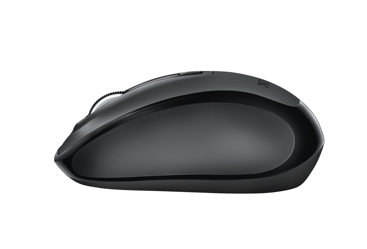 Siero Silent Click Wireless Mouse-Side