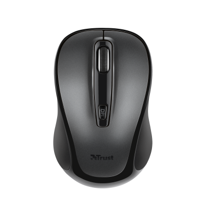 Siero Silent Click Wireless Mouse-Top