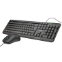Ziva Multimedia Keyboard and mouse ES-Visual