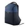 """Nox Anti-theft Backpack for 16"""" laptops - blue-Visual"""