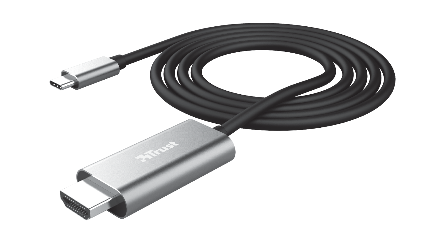 Calyx USB-C to HDMI Adapter Cable-Visual