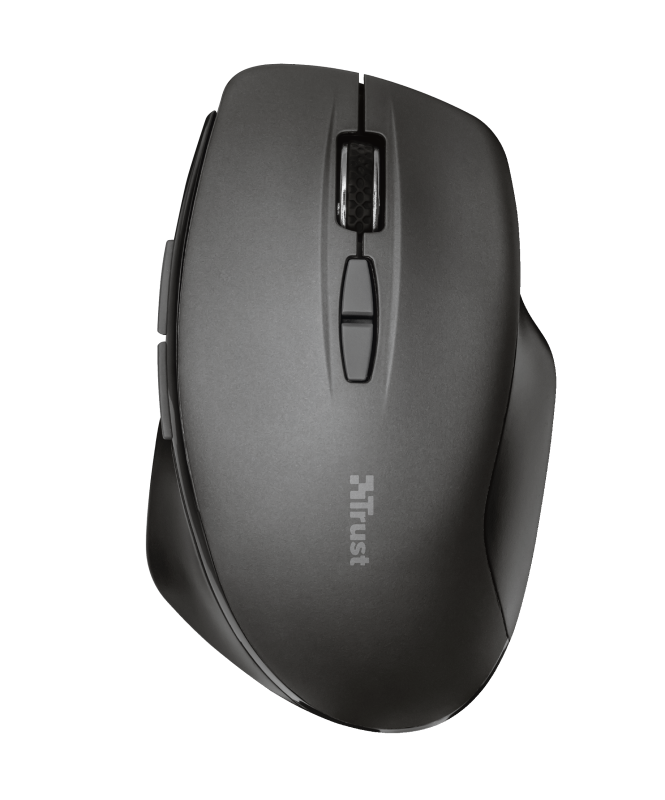 Themo Rechargeable Wireless Mouse-Top