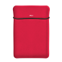 """Yvo Reversible Sleeve for 15.6"""" Laptops with wireless mouse - red-Top"""
