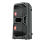Klubb GO Bluetooth Wireless Portable Party Speaker with RGB lights-Visual