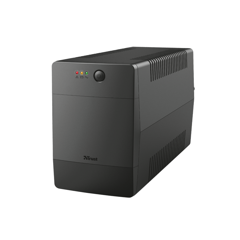 Paxxon 1000VA UPS with 4 standard wall power outlets-Visual