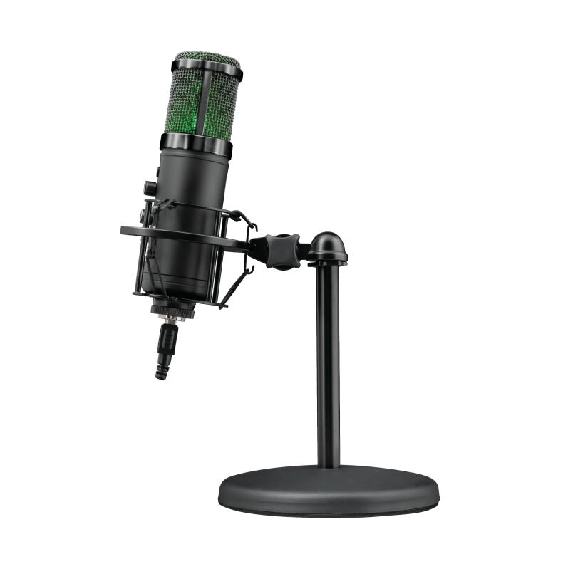 GXT 256 Exxo USB Streaming Microphone-Side