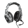 GXT 488 Forze-G PS4 Gaming Headset PlayStation® official licensed product - grey-Visual
