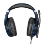 GXT 488 Forze-B PS4 Gaming Headset PlayStation® official licensed product - blue-Front