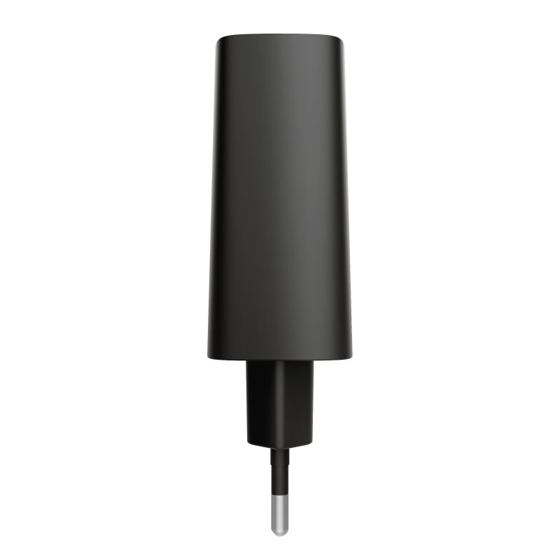 Qmax 30W Ultra-Fast USB-C & USB Wall Charger with PD-Side