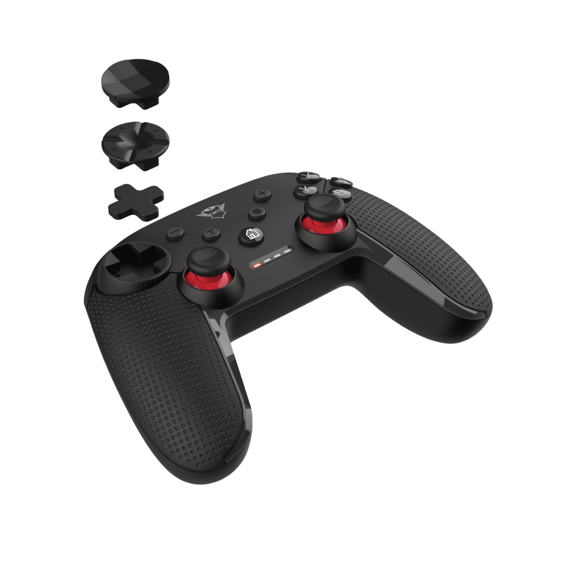 GXT 1230 Muta Wireless Controller for PC and Nintendo Switch-Visual
