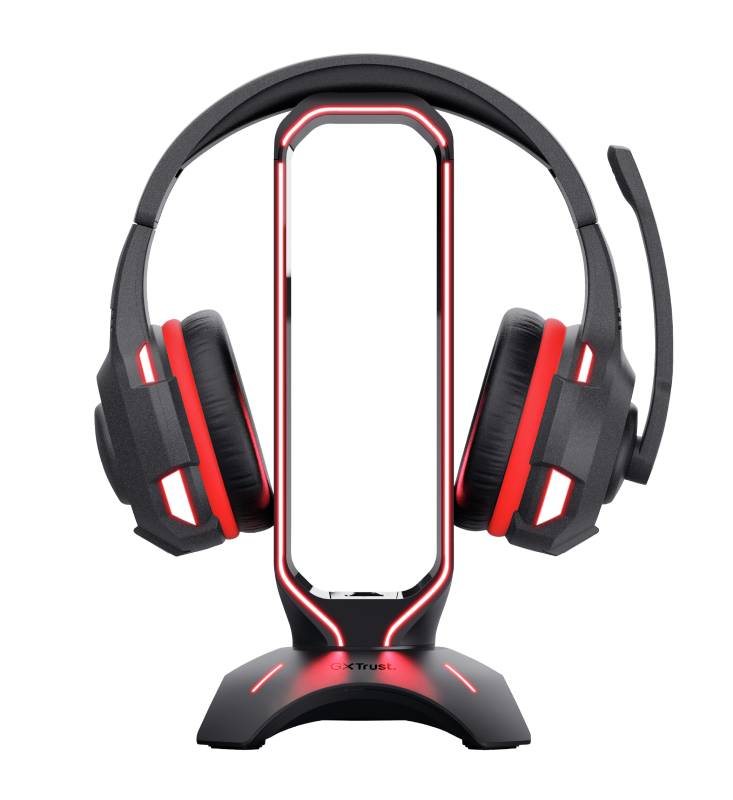 GXT 265 Cintar RGB Headset Stand-Front