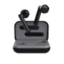 Primo Touch Bluetooth Wireless Earphones - black-Front