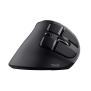 Voxx Rechargeable Ergonomic Wireless Mouse-Side