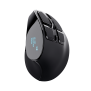 Voxx Rechargeable Ergonomic Wireless Mouse-Top