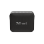 Zowy Compact Bluetooth Wireless Speaker - black-Front