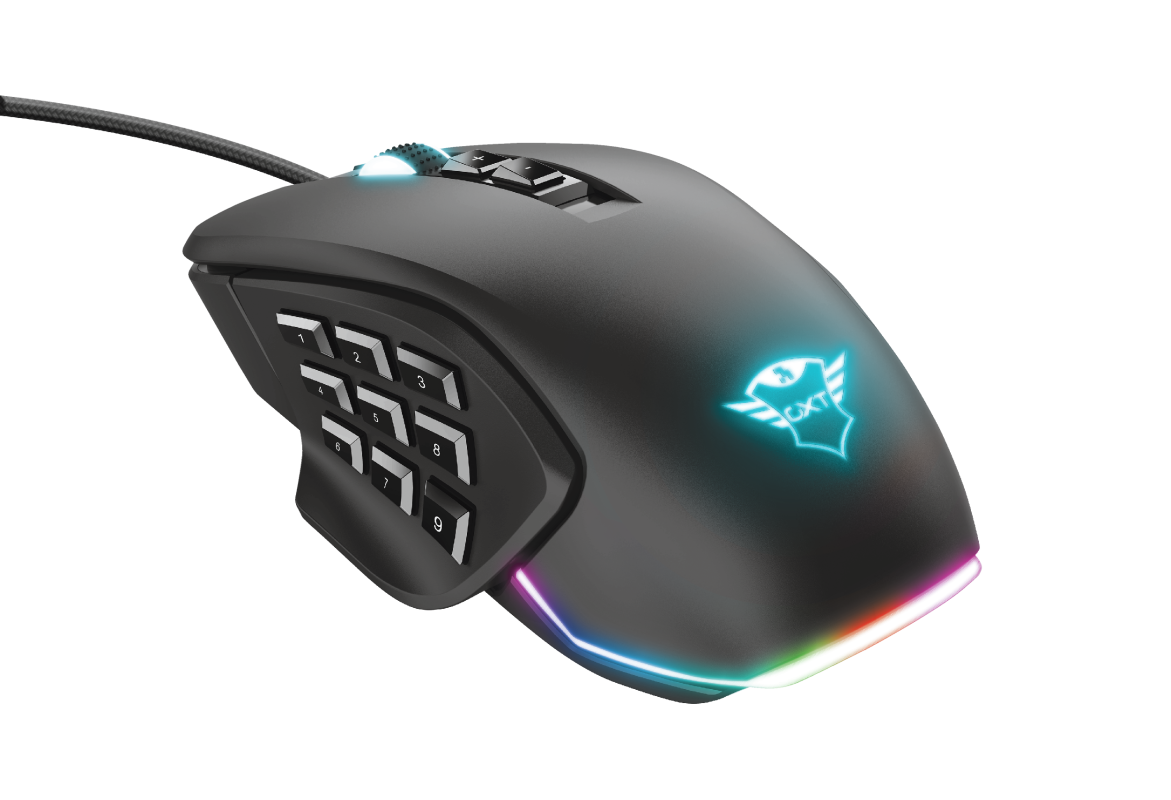 GXT 970 Morfix Customisable Gaming Mouse-Visual
