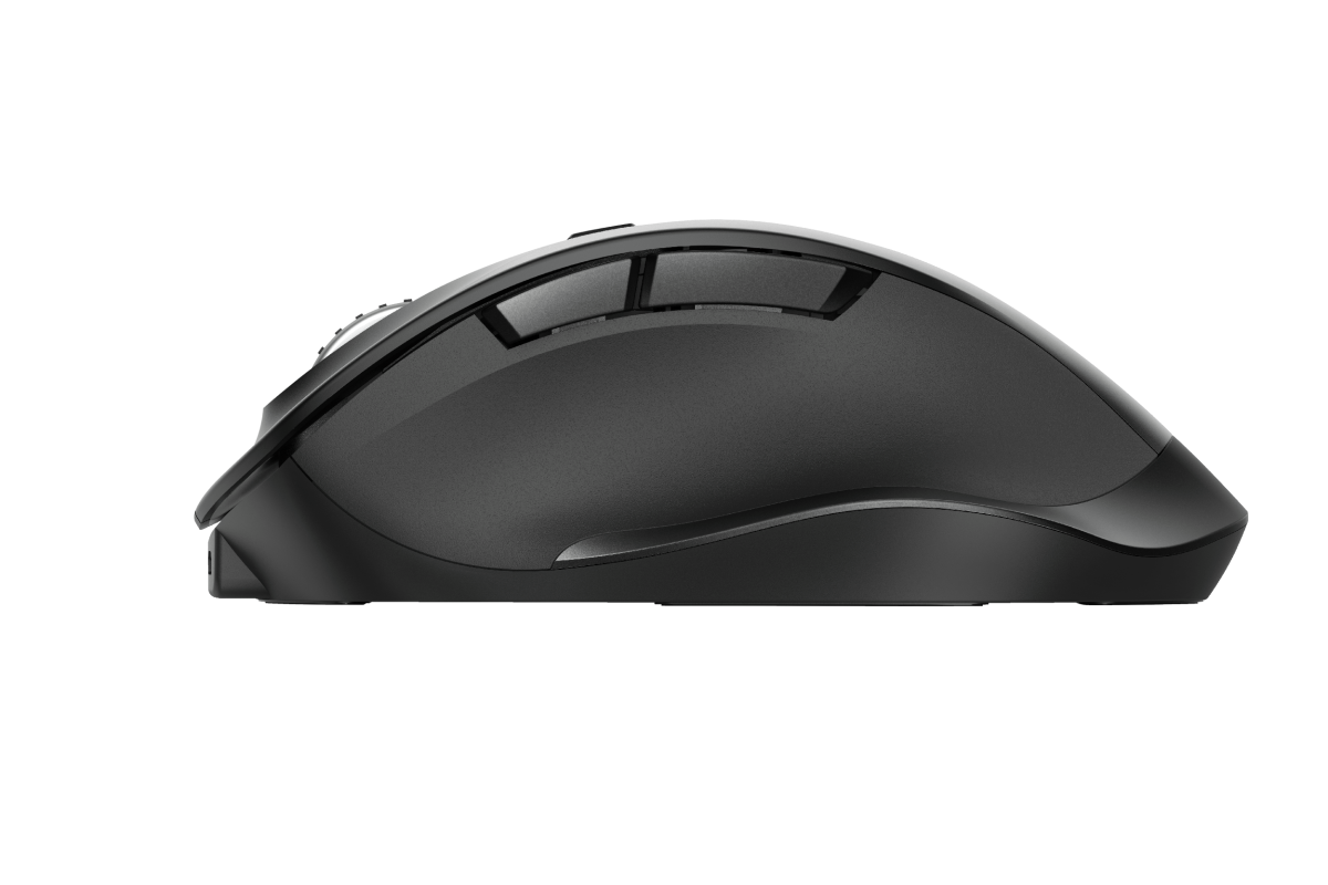 Fyda Rechargeable Wireless Comfort Mouse-Side
