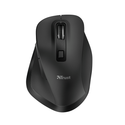 Fyda Rechargeable Wireless Comfort Mouse-Top