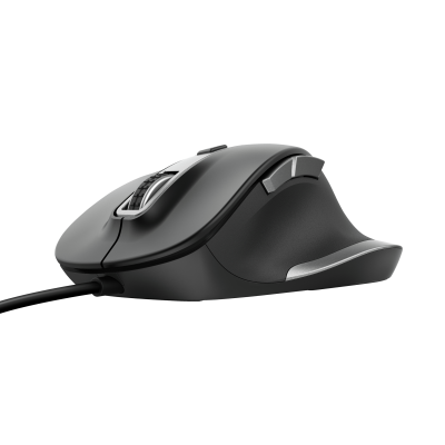 Fyda Wired Comfort Mouse-Visual