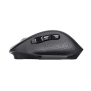 Ozaa Rechargeable Wireless Mouse - black-Side