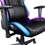 GXT 716 Rizza RGB LED Illuminated Gaming Chair-Extra