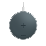 Qylo Fast Wireless Charging Pad 7.5/10W - blue-Top