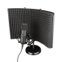 GXT 259 Rudox Studio Microphone with reflection filter-Visual