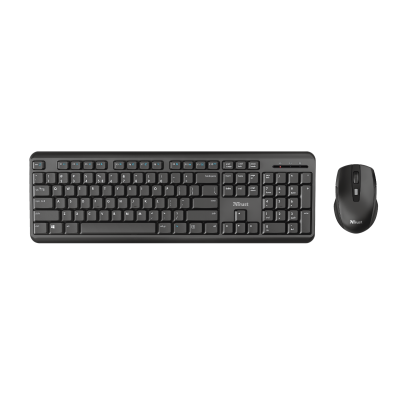 ODY Wireless Silent Keyboard and Mouse Set-Top