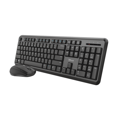 ODY Wireless Silent Keyboard and Mouse Set-Visual