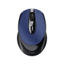 Zaya Rechargeable Wireless Mouse - blue-Top