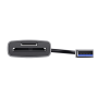 Dalyx Fast USB 3.2 Card reader-Front
