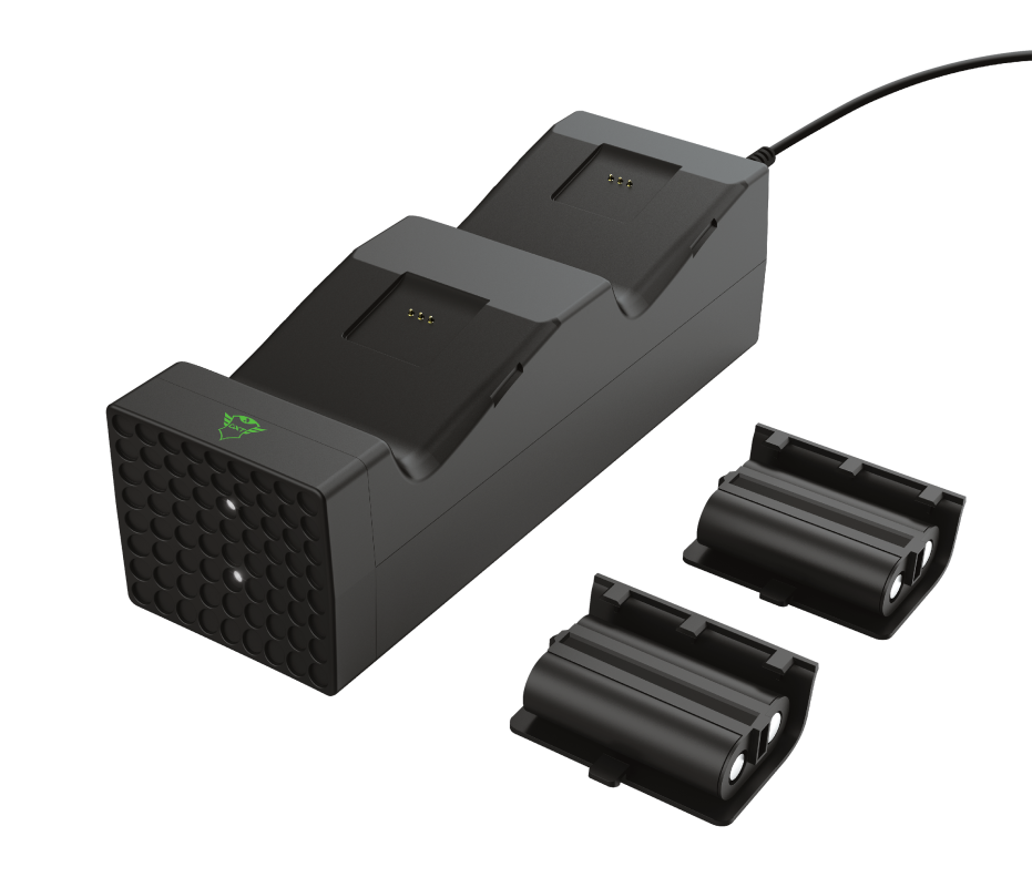 GXT 250 Duo Charging Dock for Xbox Series X / S-Visual