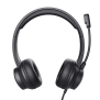 HS-200 On-Ear USB Headset-Front