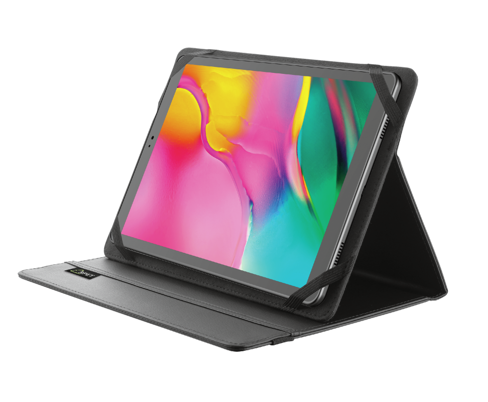 Primo Tablet Folio for 10 inch tablets ECO - black-Visual