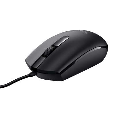 Basi Wired Mouse-Visual