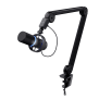 GXT 255+ Onyx Professional Microphone With Arm-Visual