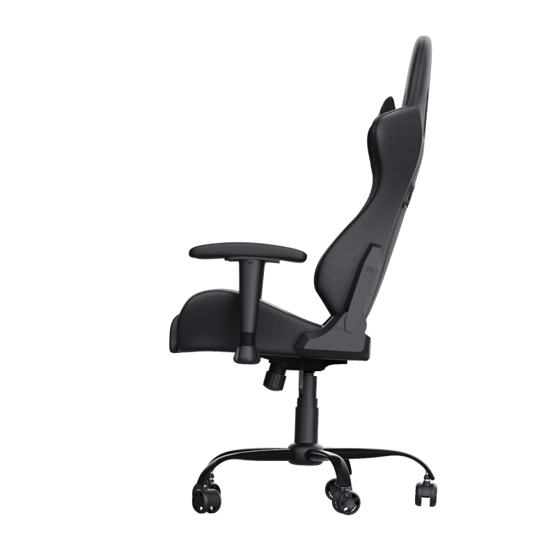 GXT 708 Resto Gaming Chair - black-Side