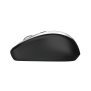 Yvi Wireless Mouse - pink circles-Side