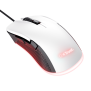 GXT 922W YBAR Gaming Mouse - white-Visual