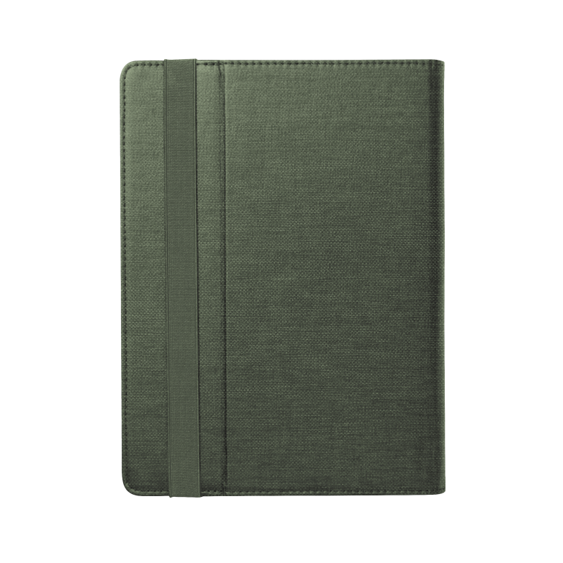 Primo Tablet Folio for 10 inch tablets ECO - green-Back