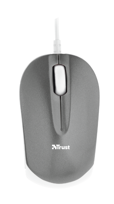 wired mouse - travel size-Top