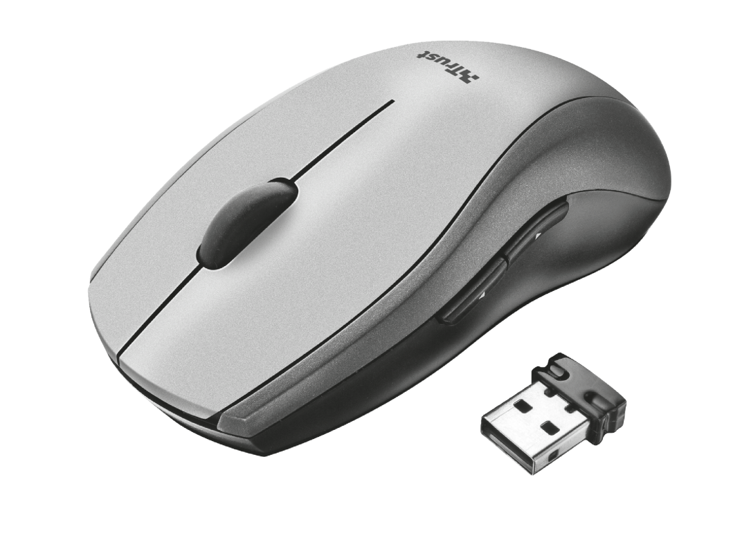 wireless mouse - full size-Visual