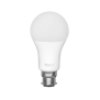 Smart WIFI LED Bulb White & Colour B22 (duo-pack)-Front