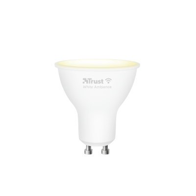 Smart WIFI LED Spot White Ambience GU10-Front