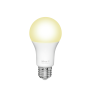 Smart WIFI LED Bulb White Ambience E27 (duo-pack)-Front